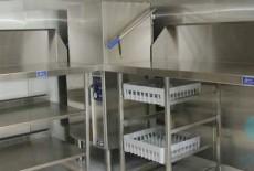 Cung cấp Bếp inox công nghiệp cho trường Kinh tế - Kĩ thuật Bắc Thăng Long