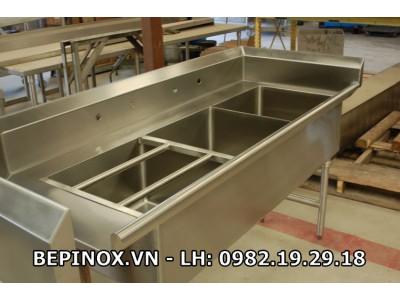 Bồn rửa bếp Inox cao cấp