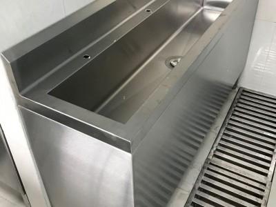 Bồn rửa tay công nhân