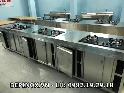Cung cấp thiết bị bếp trường dạy nấu ăn chất lượng