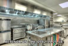 3 Mẫu thiết kế bếp công nghiệp hiện đại 2020