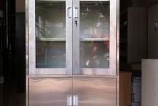 Nhận đóng tủ inox theo yêu cầu (làm nhanh, giá rẻ)