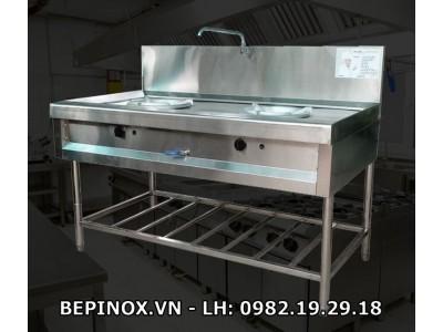 Cung cấp và lắp đặt bếp ga công nghiệp hàng đầu tại Hà Nội