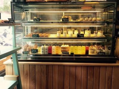 Tủ trưng bày bánh cao cấp