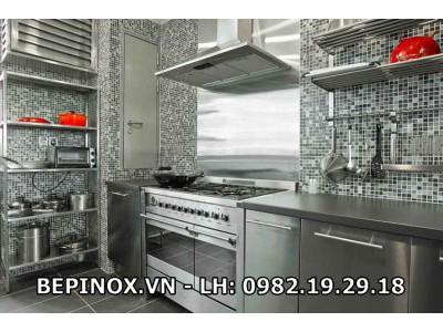Bếp gia đình Inox