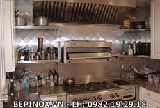 Lợi ích của việc dùng thiết bị nhà bếp bằng thép không gỉ