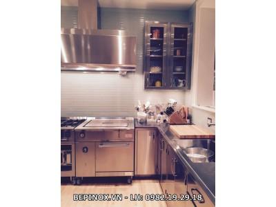 Hệ thống tủ bếp gia đình