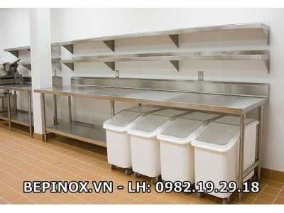 Giá Inox phòng bánh