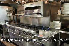 Địa chỉ mua bếp gas công nghiệp cho nhà hàng, khách sạn tại Hà Nội