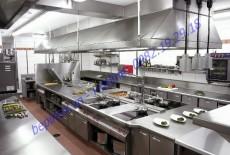 Hãy đọc bài này trước khi thiết kế bếp công nghiệp