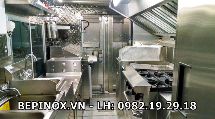 Thiết bị bếp công nghiệp cho nhà hàng