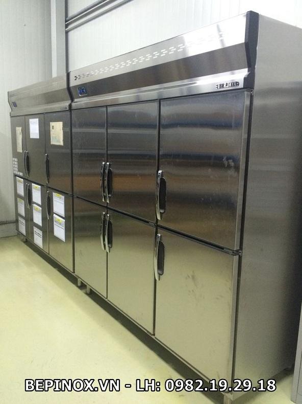 Tủ lạnh, tủ đông công nghiệp