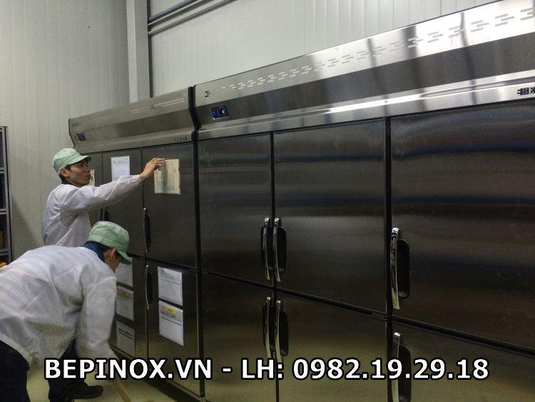 Tủ mát công nghiệp Hàn Quốc