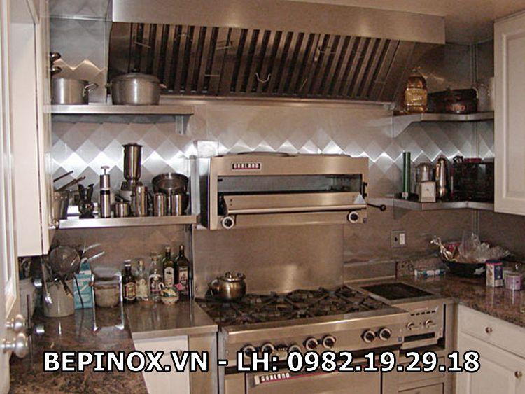 Thiết bị nhà bếp bằng thép không gỉ